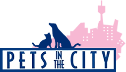 Pets In the City | Grooming Logo